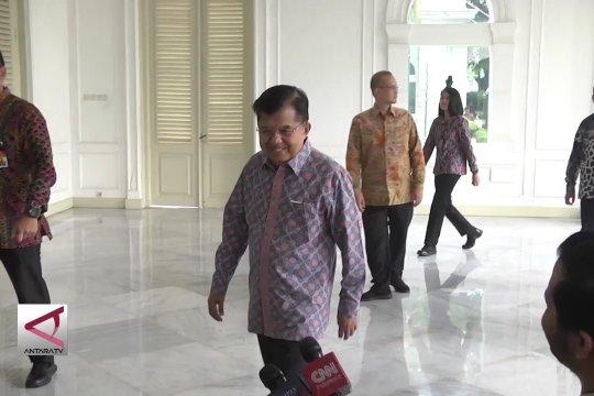 Wapres harapkan Ijtima Ulama Jilid III tidak berdasarkan politis
