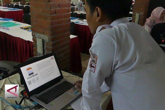 KPU Temanggung luncurkan aplikasi Pemilu Pintar berbasis android