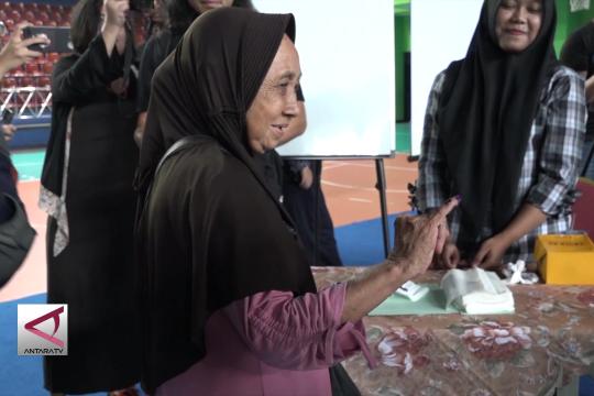 Simulasi Pemilu untuk kaum perempuan,  disabilitas dan kelompok marjinal