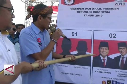 Di Sukabumi Sandiaga janjikan tarif listrik turun 20 persen