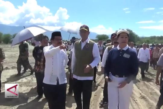 Menteri ATR sebut pembebasan lahan huntap tuntas
