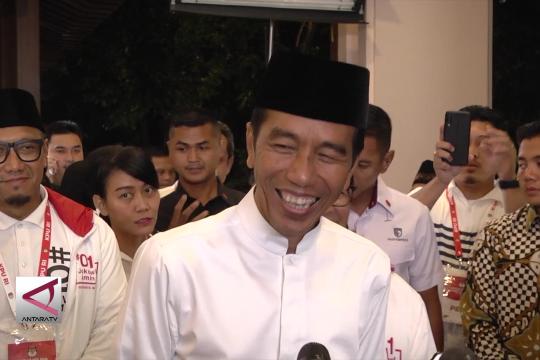 Jokowi dijadwalkan umrah pasca debat
