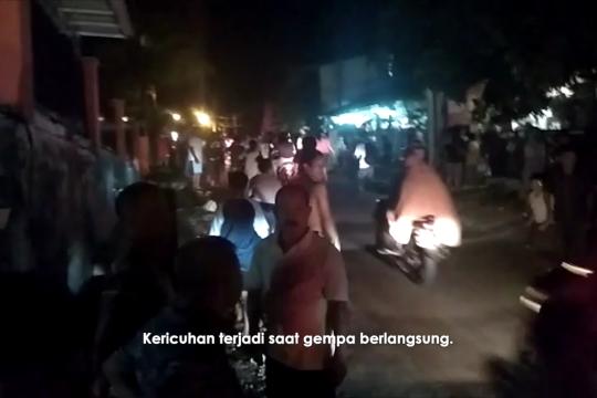Flash - Peringatan tsunami gempa Banggai  berakhir