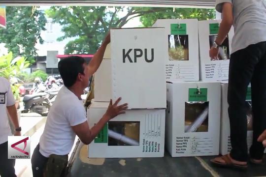 445 TPS di Banyuasin gelar pemilu susulan