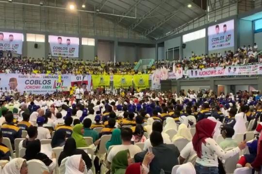 Jokowi hadiri kampanye terbuka di Probolinggo