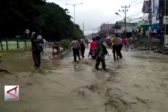 BNPB akan menata Sentani pascabanjir bandang
