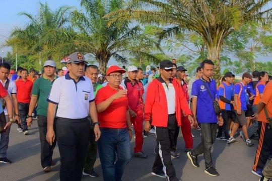 Bupati Blitar penuhi panggilan KPK untuk klarifikasi LHKPN