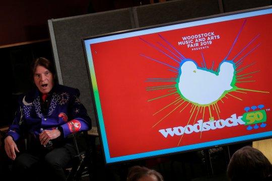 Sebulan jelang acara, festival Woodstock 50 belum dapat lokasi
