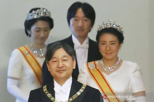 Kaisar baru Jepang janji berikan yang terbaik bagi rakyat