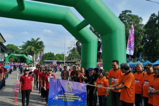 Peringatan Hari Buruh di Yogyakarta tidak hanya identik dengan demo