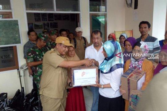 PT PPI bantu korban tanah longsor di Sukabumi
