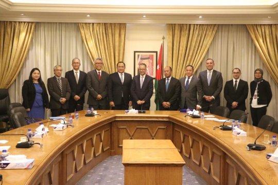 Indonesia luncurkan Dialog Kemanusiaan dengan Yordania