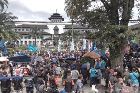 Polrestabes Bandung terjunkan 1.311 personil amankan Hari Buruh
