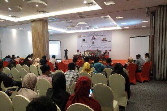 "Milenial Riau ""Boedak Melayu"" deklarasi damai usai pemilu"