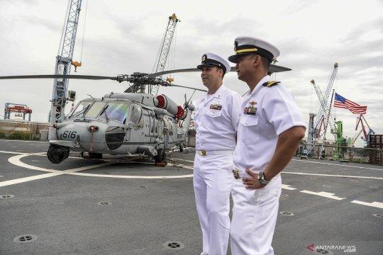 AS, Jepang, Korsel, Australia gelar latihan pertama di Pasifik Barat