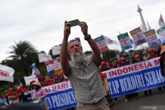 Kunjungan wisatawan mancanegara ke DKI Jakarta turun