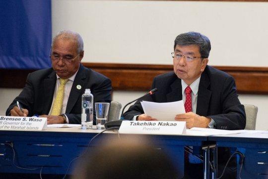 ADB perluas dukungan keuangan, teknis dan staf ke Pasifik