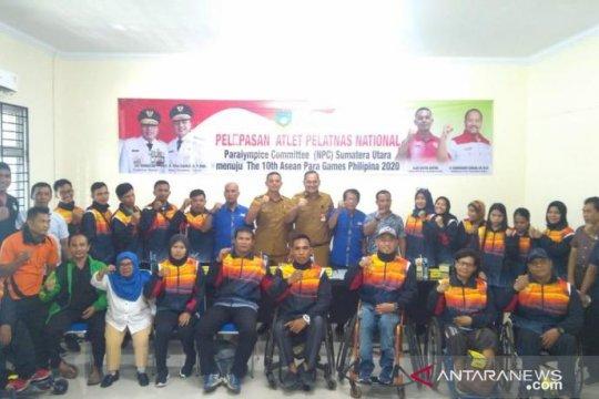 23 atlet difabel Sumut dipanggil Pelatnas ASEAN Paragames di Filipina