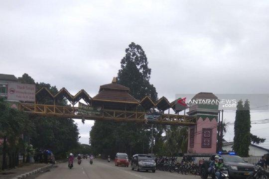 Polisi jaga perbatasan Tangerang dan pintu tol