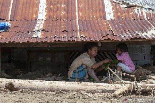 Sigi upayakan penyediaan hunian sementara bagi korban banjir