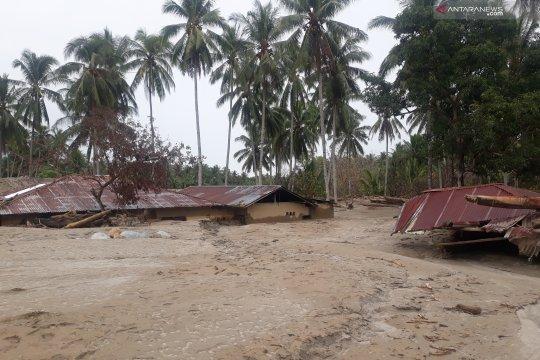 Tanggap darurat penanganan bencana banjir di Sulteng tujuh hari