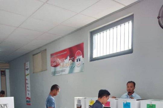 Partisipasi pemilih Bangka Barat mencapai 82 persen