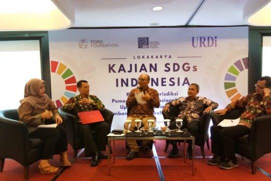 Pemerintah daerah miliki peran strategis capai SDGs, sebut Bappenas