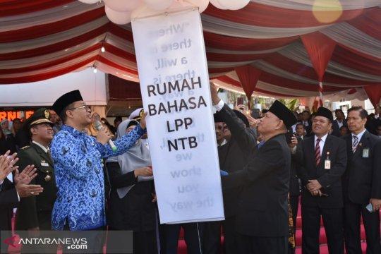 Rumah Bahasa NTB diresmikan untuk kuasai bahasa asing