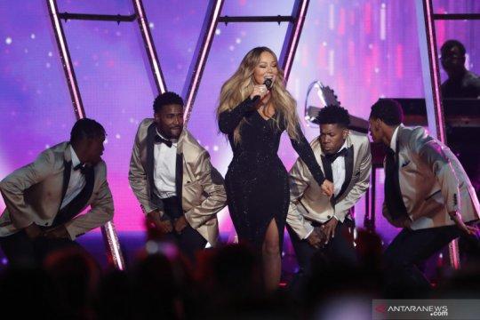 Lagu Natal Mariah Carey pecahkan rekor Spotify
