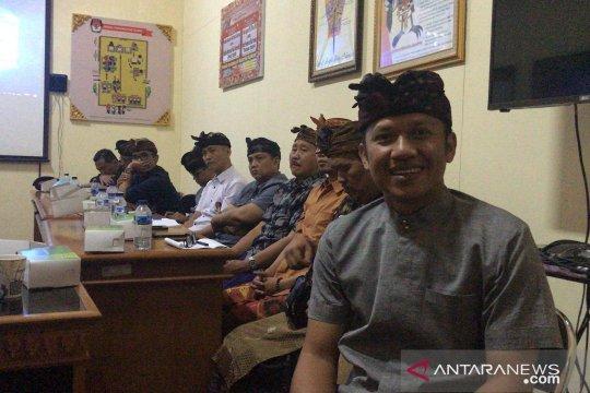 Jokowi-Amin masih unggul dari rekapitulasi 49 kecamatan di Bali