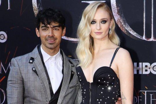Joe Jonas dan Sophie Turner menikah usai hadiri Billboard Awards