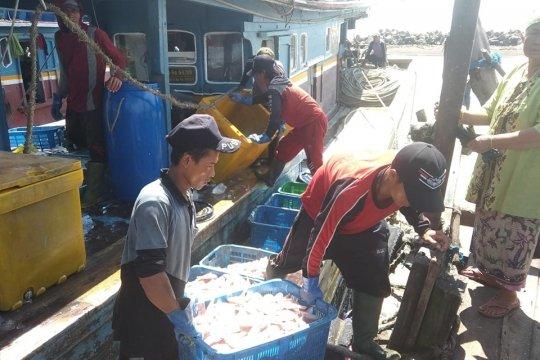Tangkapan nelayan Pandeglang pascatsunami meningkat