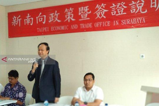 TETO Surabaya : Pengajuan visa ke Taiwan dipermudah