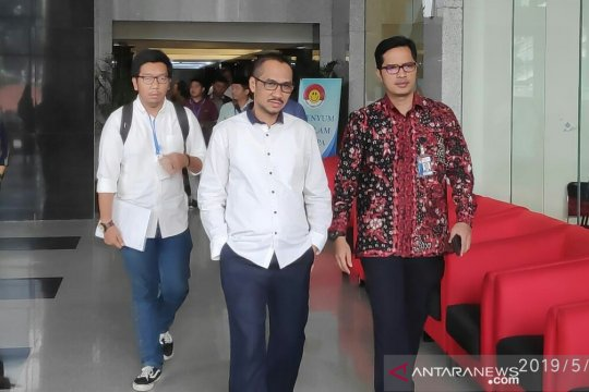 Koalisi Masyarakat desak pimpinan KPK selesaikan persoalan internal