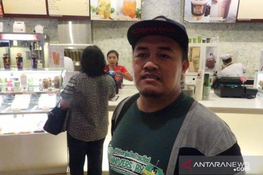 "Suporter PSMS ramaikan Gala Premiere ""Pariban"""
