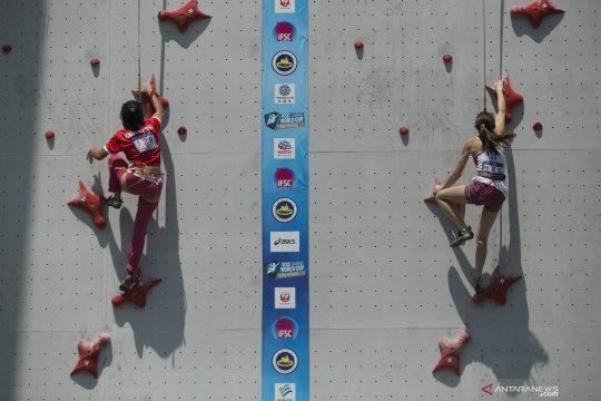Kejuaraan dunia panjat tebing Wujiang 2019