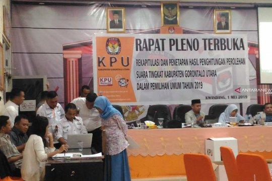 Partai Nasdem raih lima kursi untuk DPRD Gorontalo Utara