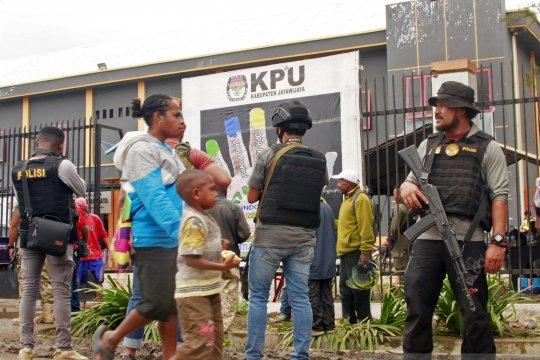 Tokoh masyarakat apresiasi Polri-TNI sukses kawal pemilu