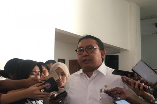 Fadli yakin konsep Gerindra diterima Jokowi