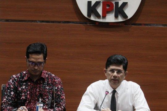 KPK tetapkan Wali Kota Dumai sebagai tersangka