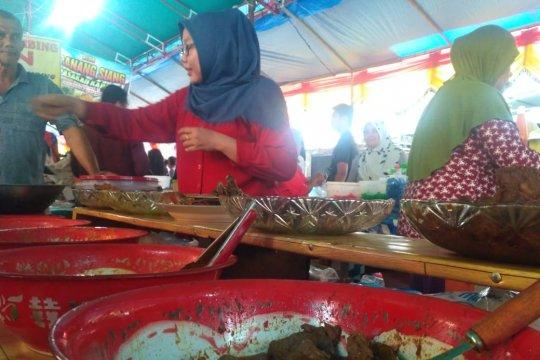 Pemkot Padang siapkan 60 pedagang jajanan berbuka puasa