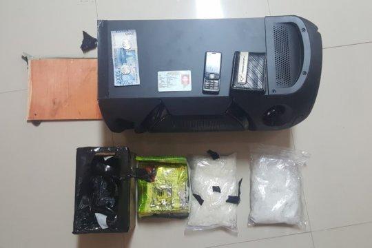 Polda Jatim gagalkan penyelundupan sabu 2 kilogram dari Malaysia