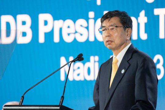 ADB dukung enam bidang pembangunan wilayah melalui Strategi 2030
