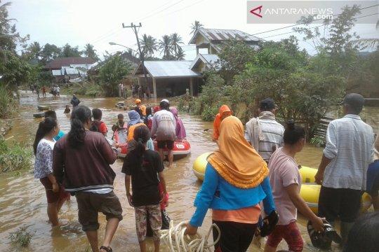 Satu korban banjir di Kepahiang belum ditemukan