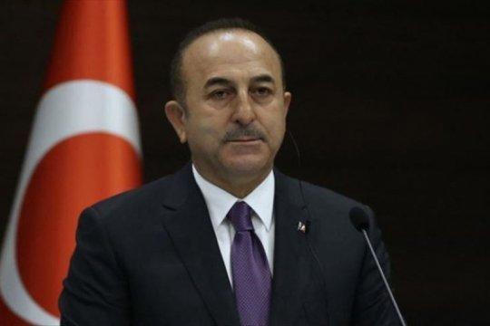 Menlu Turki ke Irak untuk turunkan ketegangan pascaserangan Iran