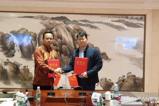 Universitas BSI kerja sama lima perguruan tinggi China