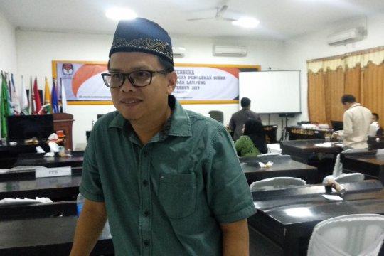 KPU Bandarlampung rekapitulasi pemilu di 19 kecamatan