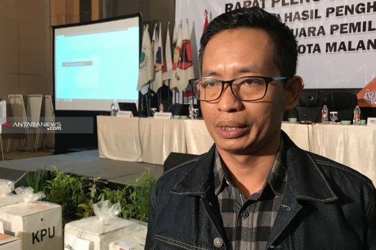 PDI Perjuangan raih suara terbanyak pada Pemilu DPRD Kota Malang
