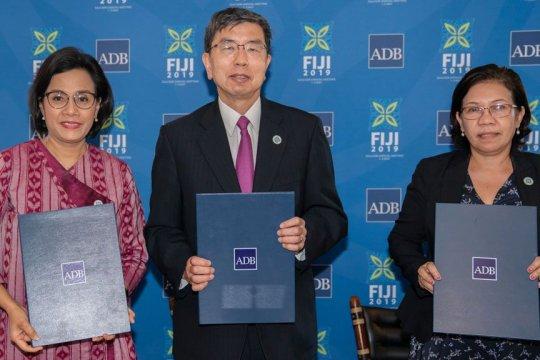ADB, Indonesia, dan Timor Leste tanda tangani perjanjian perdagangan