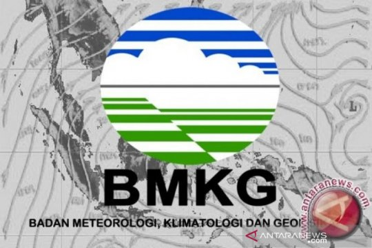 Stasiun Geofisika Winangun-Manado rekam 9 kali gempa